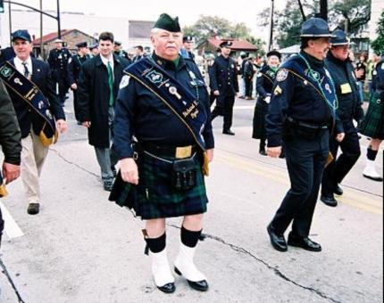Police Emerald Society